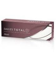 Soczewki jednodniowe Dailies Total 1 (30 szt)