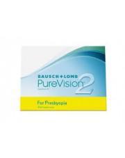 Soczewki miesięczne PureVision for Presbyopia 3 szt