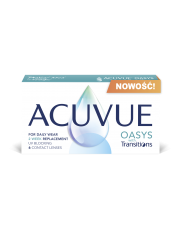 Soczewki dwutygodniowe Acuvue Oasys with Transitions