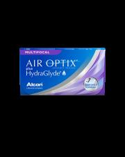 Soczewki miesięczne Air Optix Plus Hydraglyde Multifocal 6 szt.