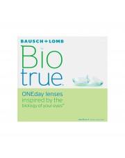 Soczewki jednodniowe Biotrue OneDay 90 szt