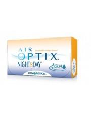 Soczewki miesięczne Air Optix Night & Day Aqua™ 6 szt.