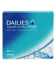 Soczewki jednodniowe DAILIES® AquaComfort Plus™ 90 szt.